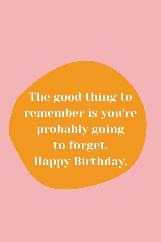 Funny 60 Birthday Quotes