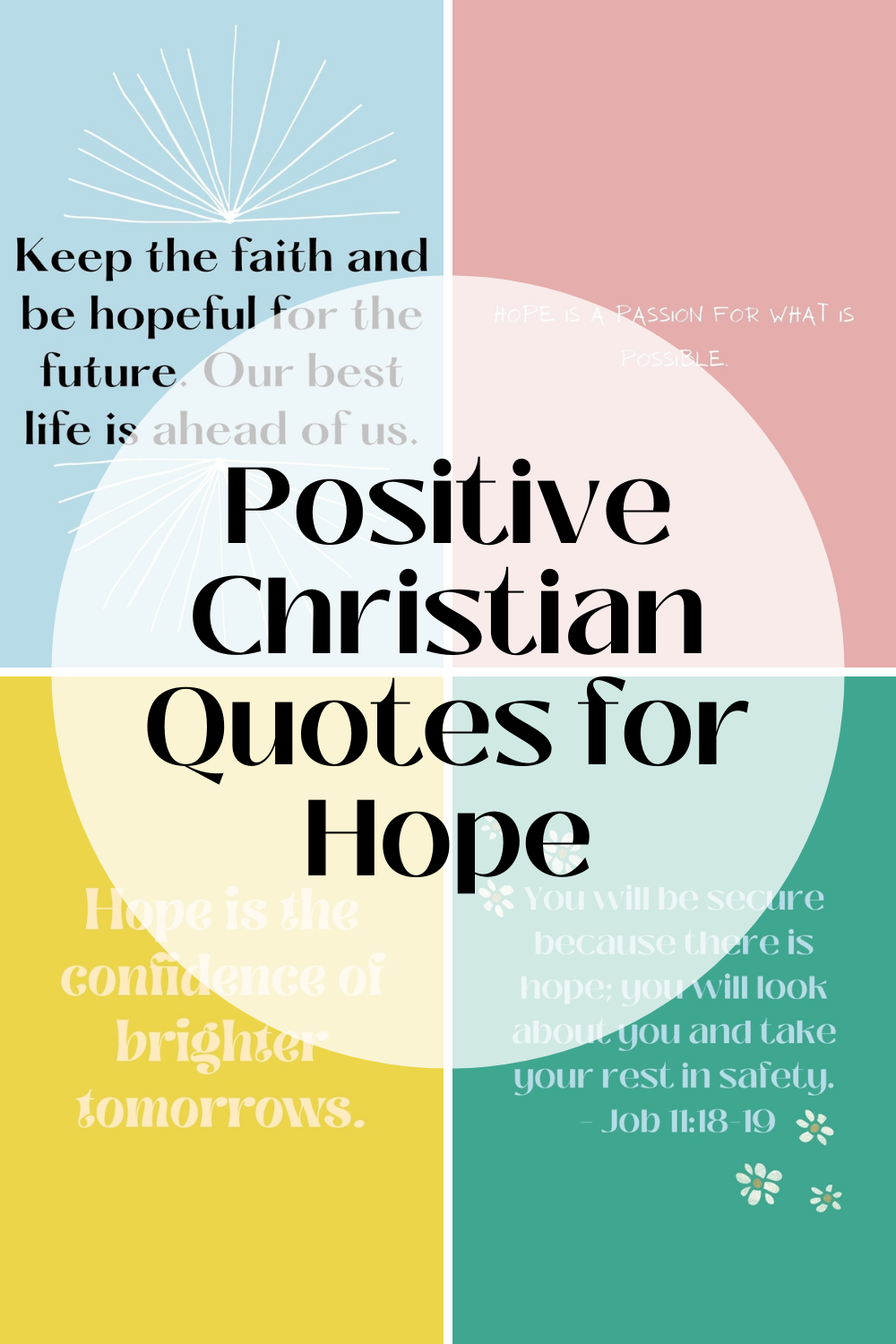 Christian Quotes on Hope