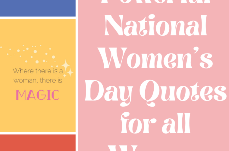 National Women's Day Quotes
