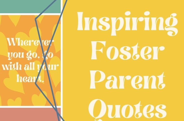 Foster Parent Quotes
