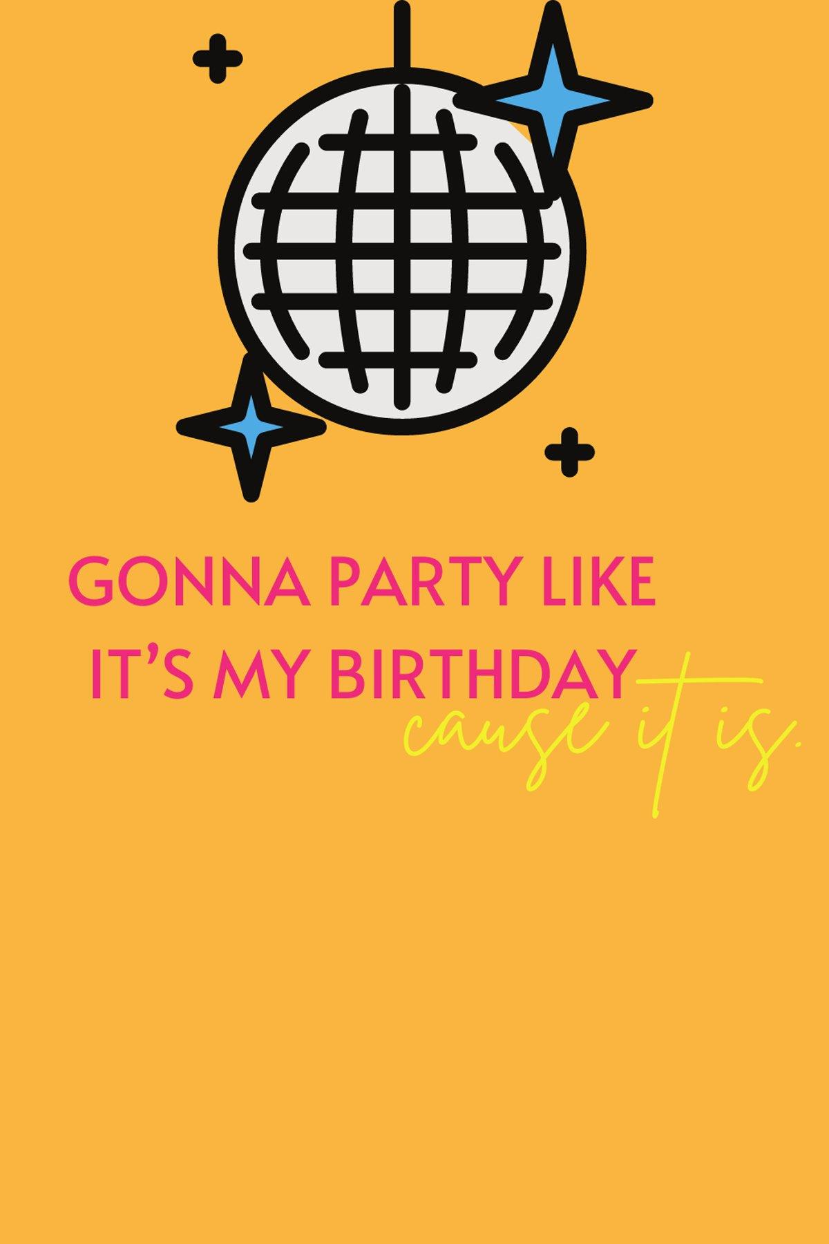 Birthday Party Quotes