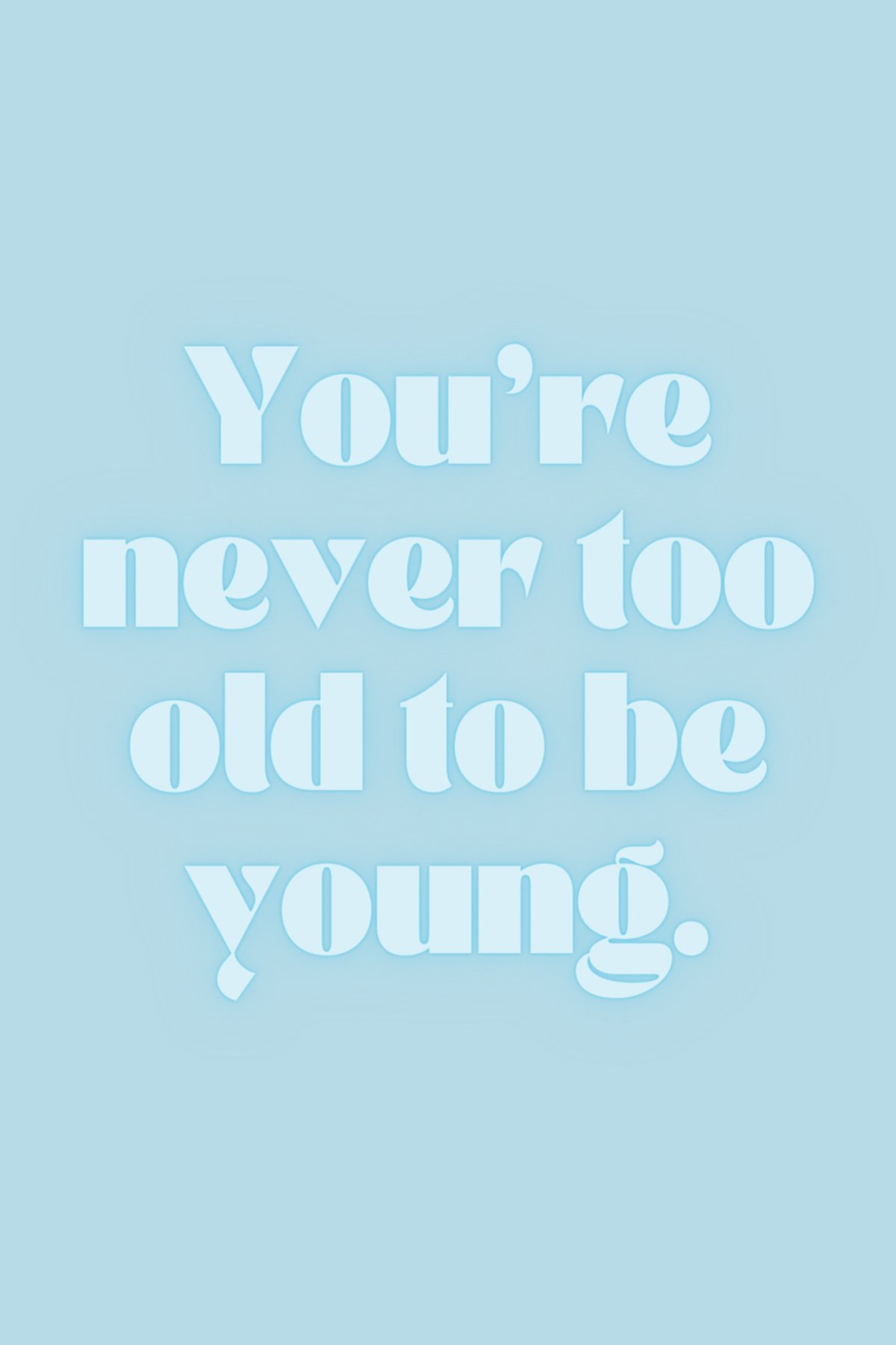 Getting Older Quotes for 20s birthday