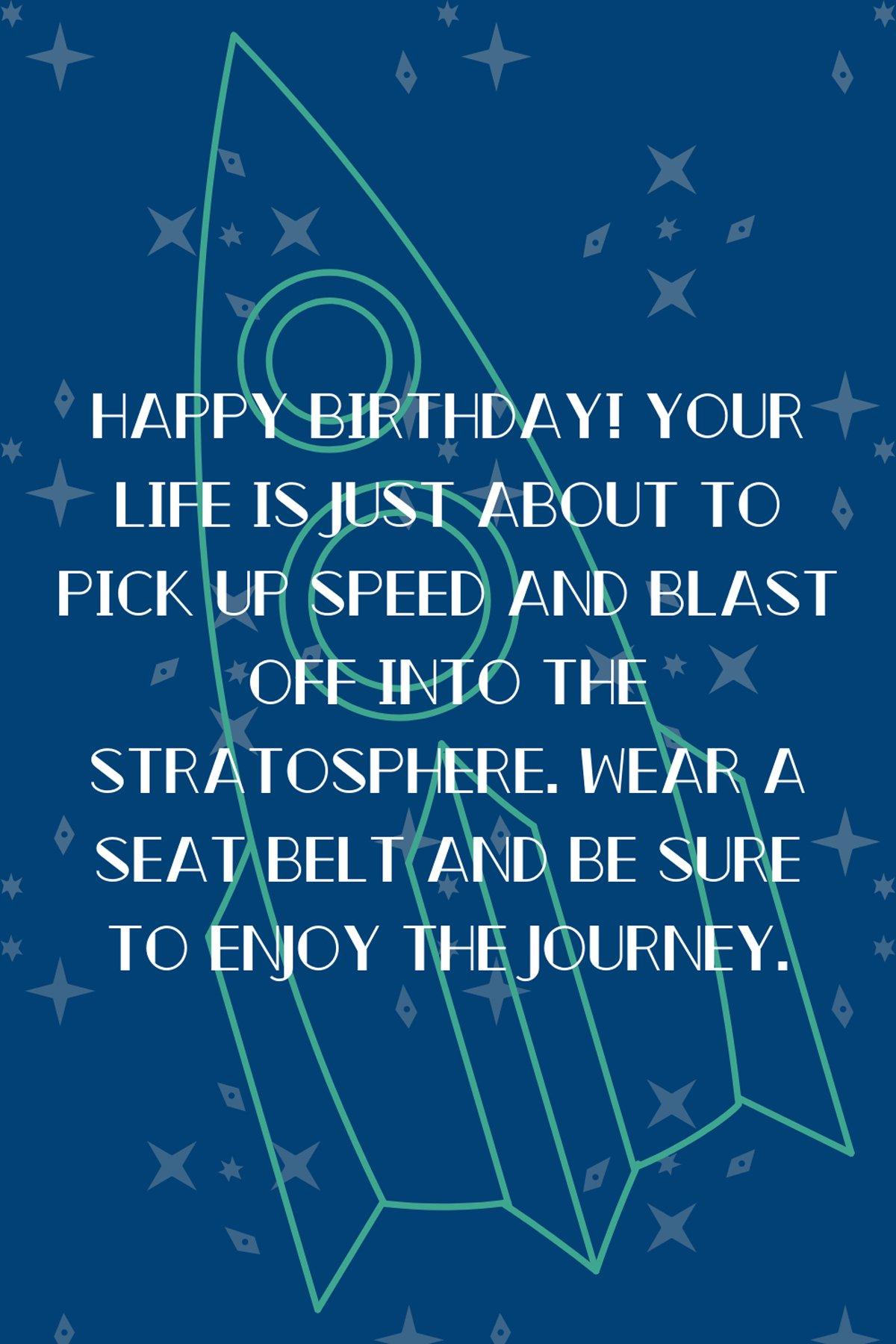 Positive Happy Birthday Quotes
