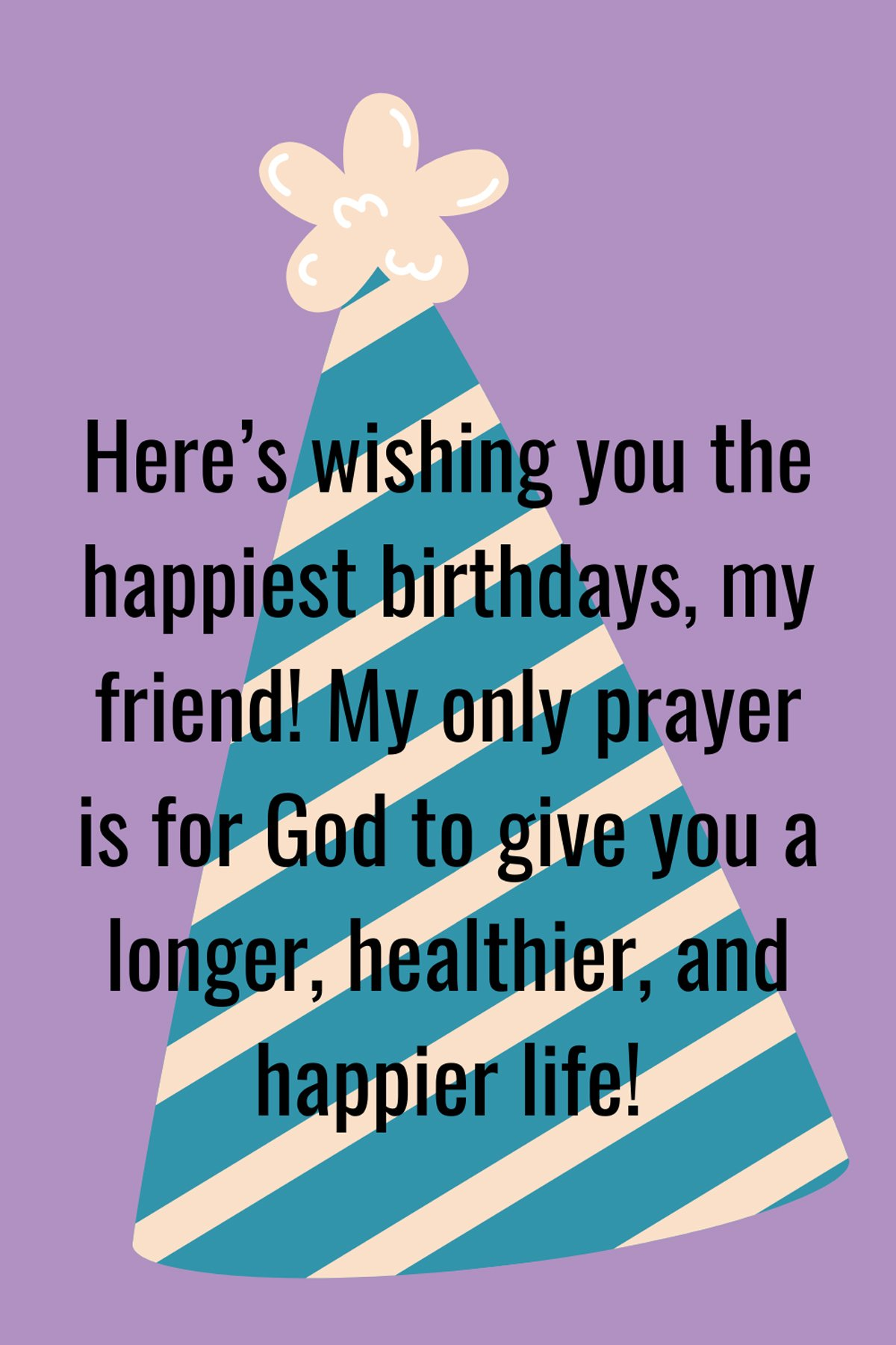 Birthday Celebration Blessings