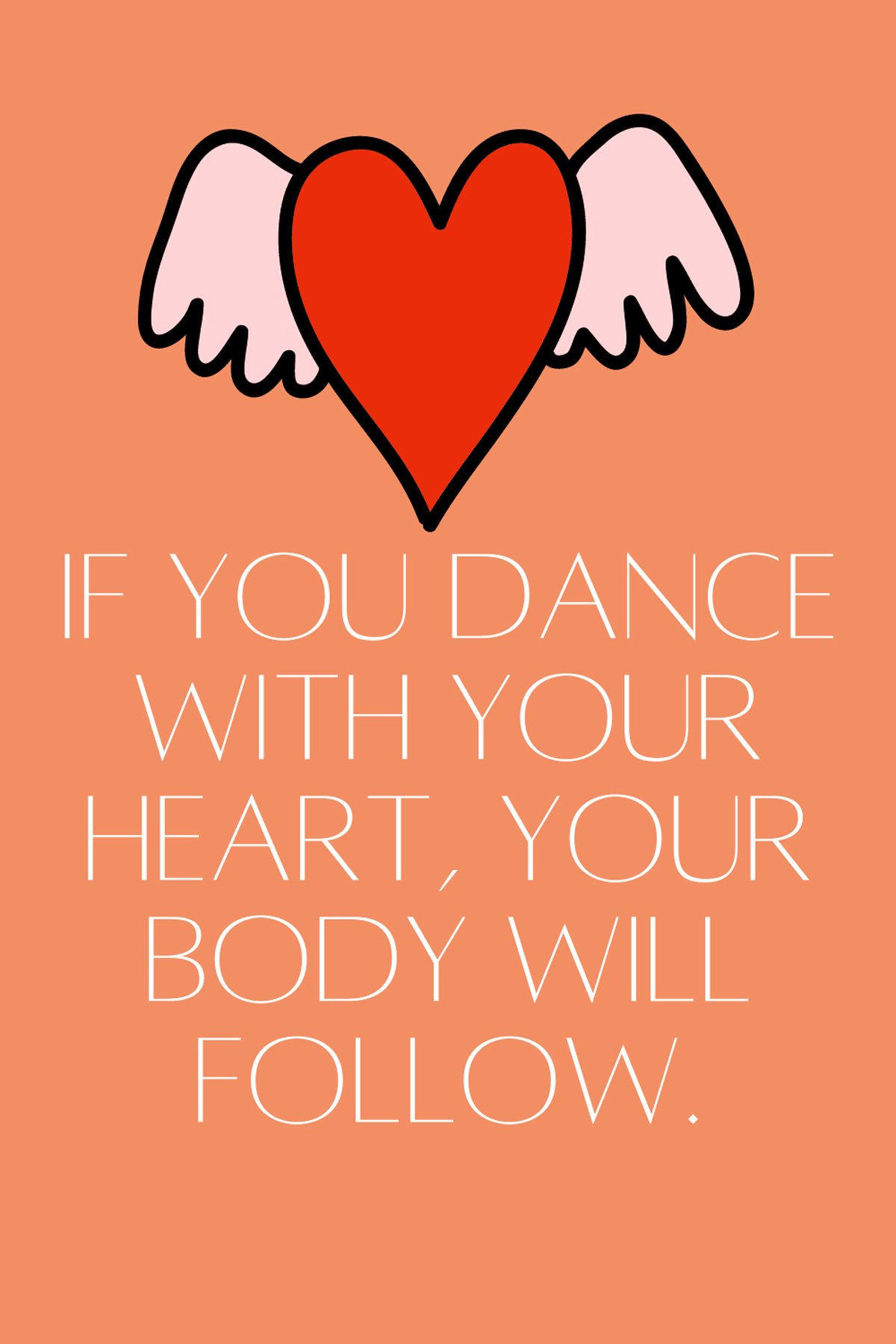 Why I Love Dancing Quotes