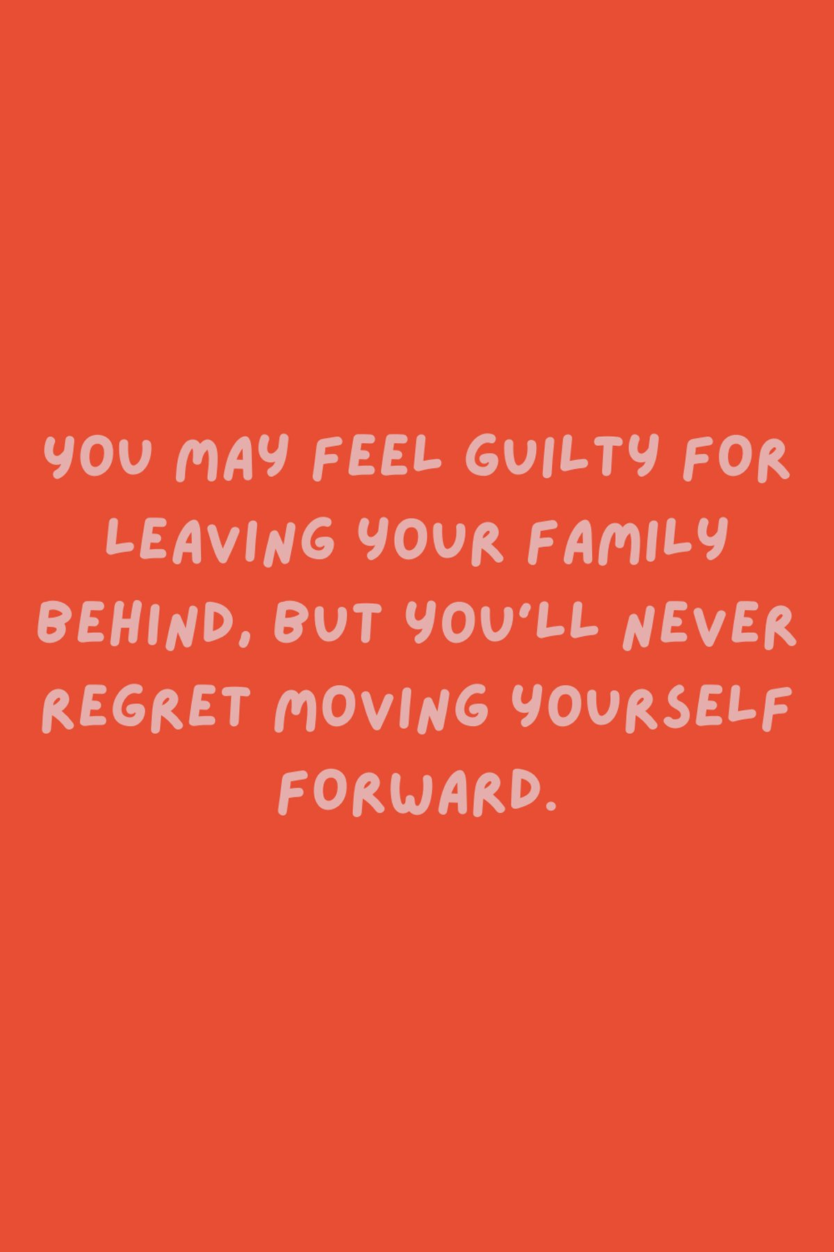 Fake Family Leaving Quotes