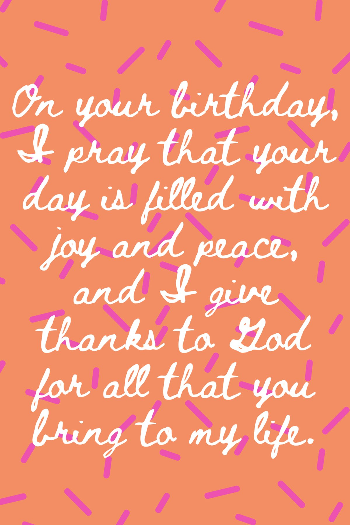 Blessed Birthday Quotes