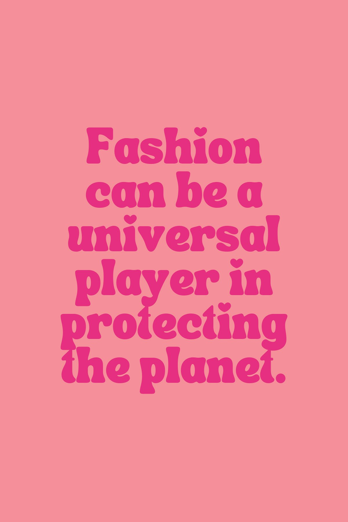Sustainable Eco Fashion Quotes