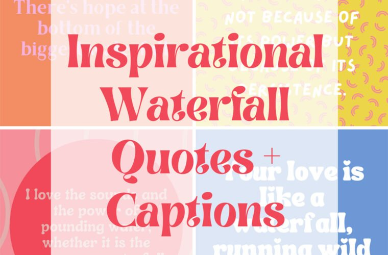 waterfull love quotes
