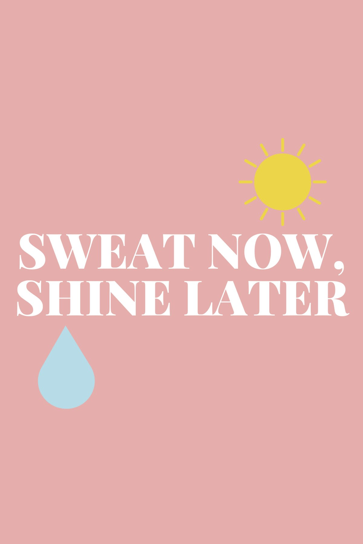 Motivational Sayings For Summer Workout
