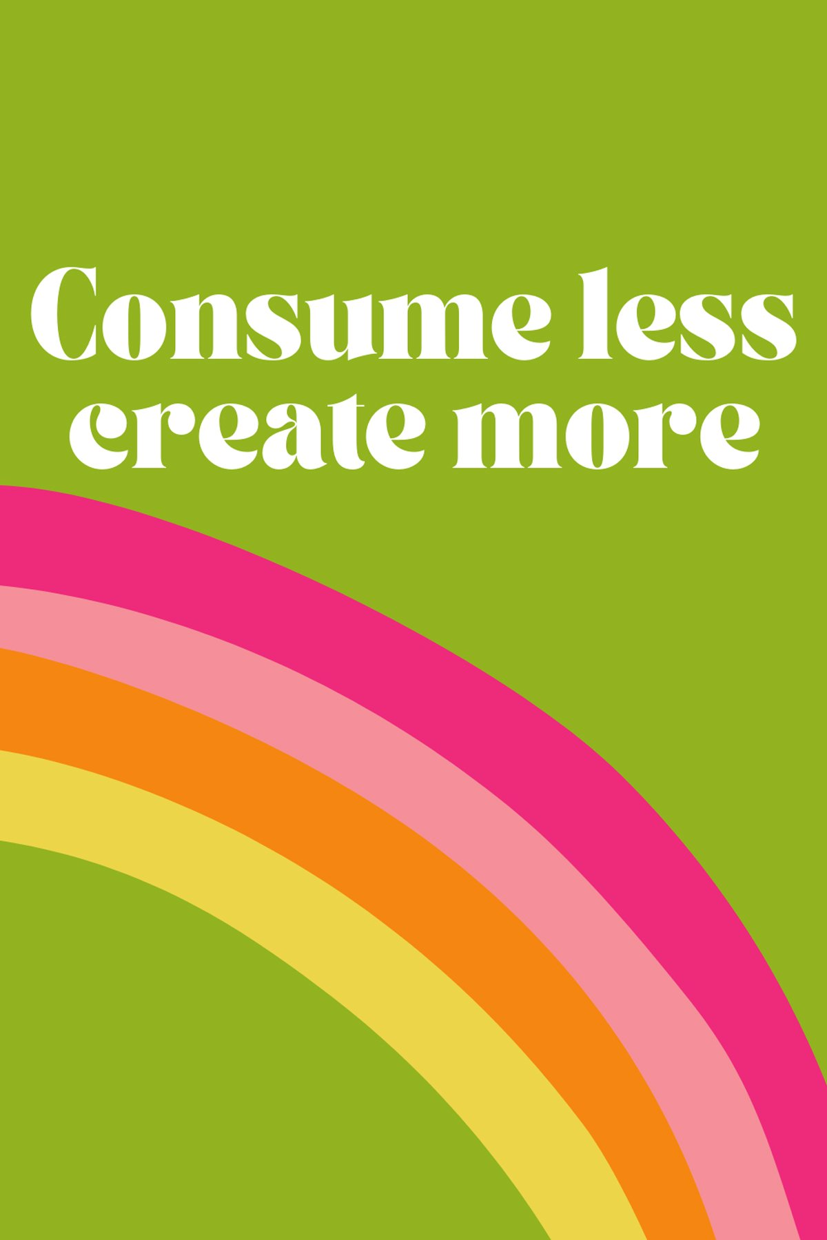 Creative Quotes About Consumption