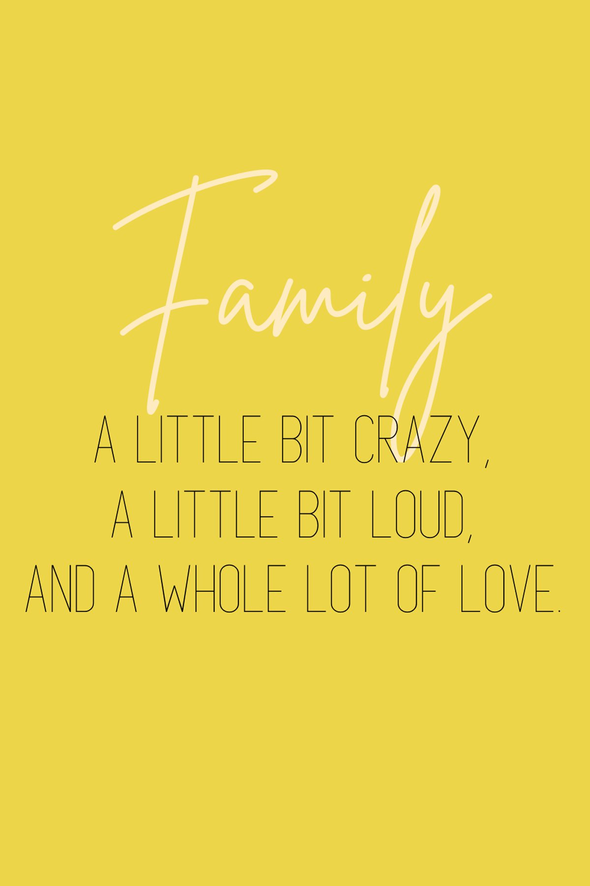 Humorous Quotes About Families