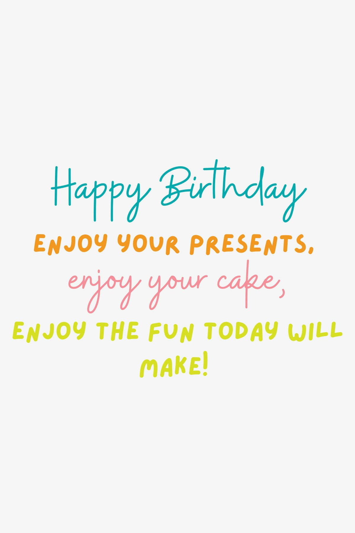 Funny 4th Birthday Quotes