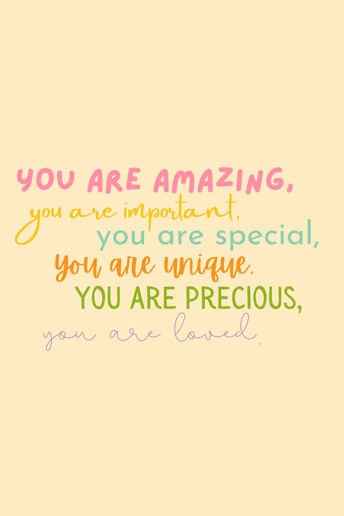 you are so amazing quotes and sayings
