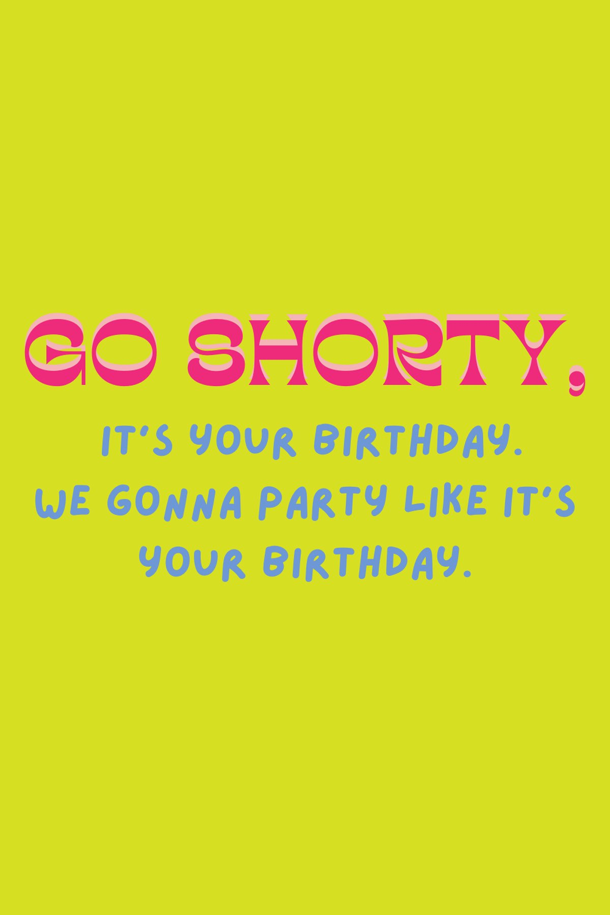 Funny Quotes for birthdays