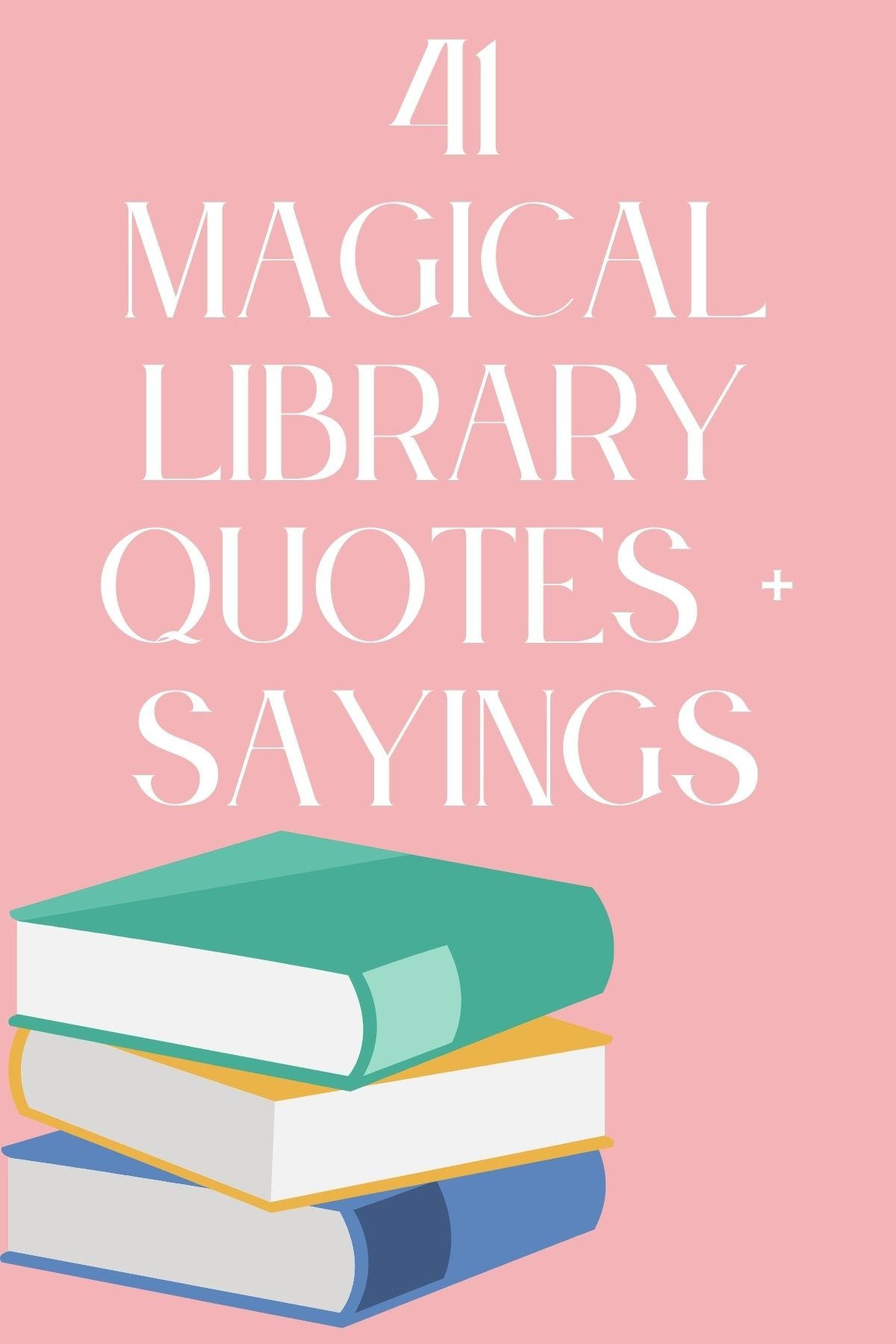 College Library Quotes