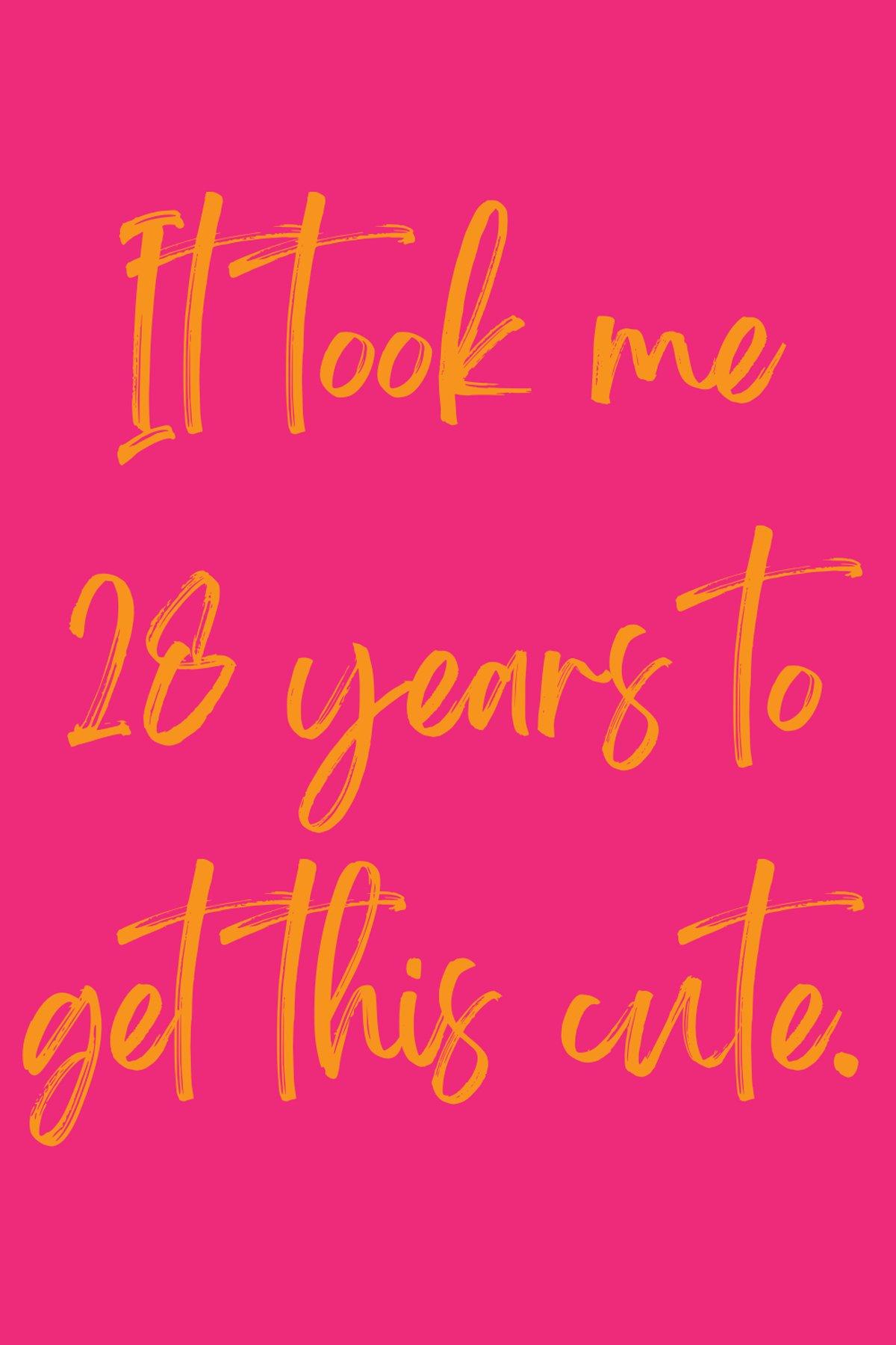 28th Birthday Captions