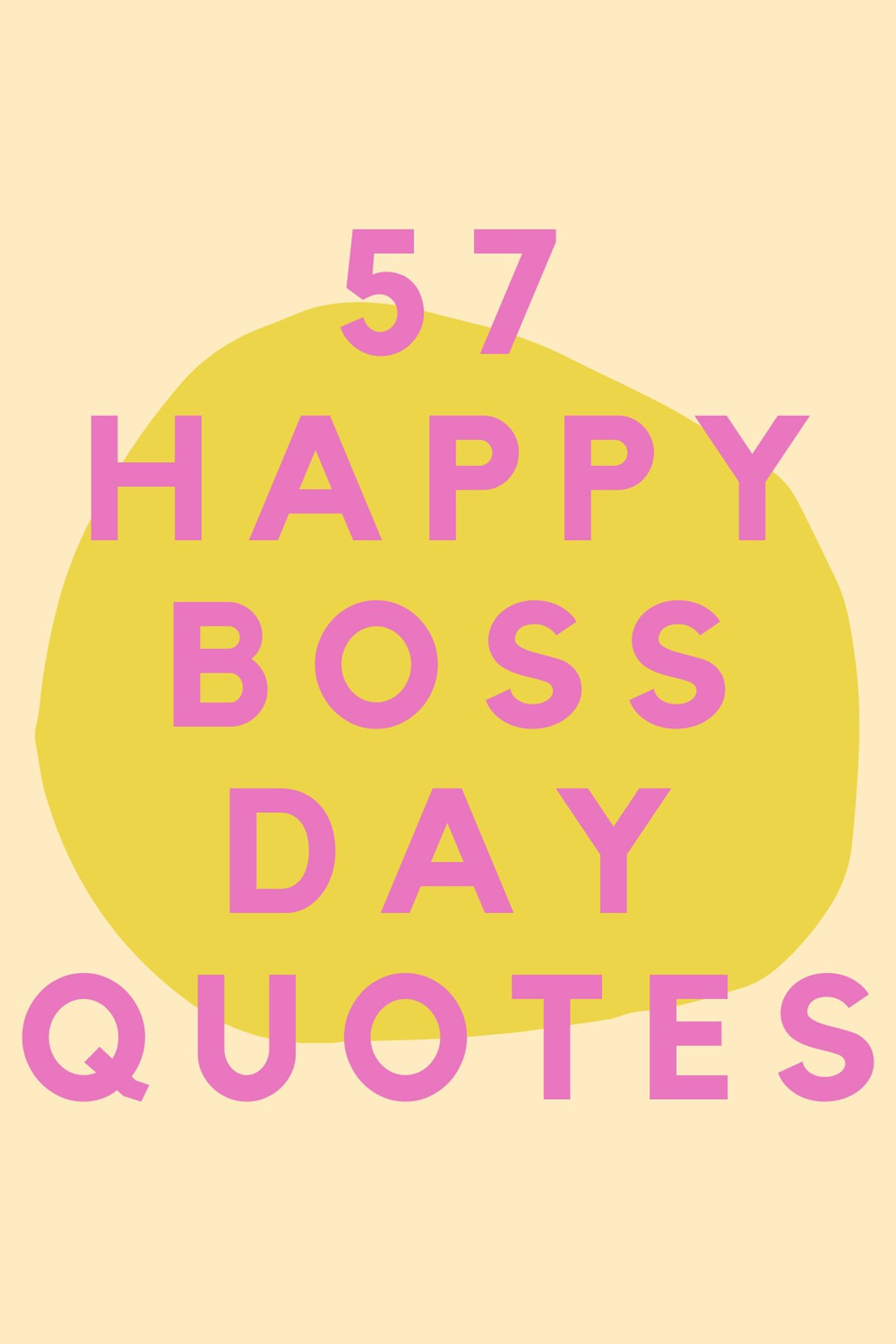 Boss Day Messages for Cards