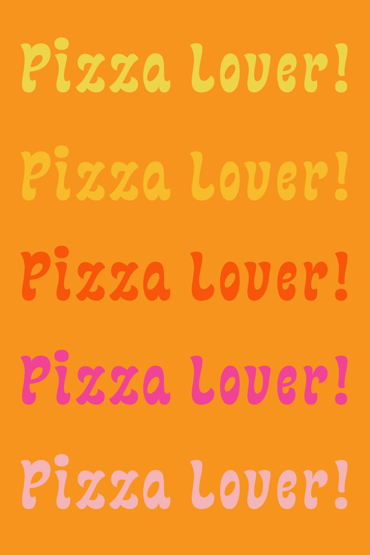 Cute Pizza Quotes