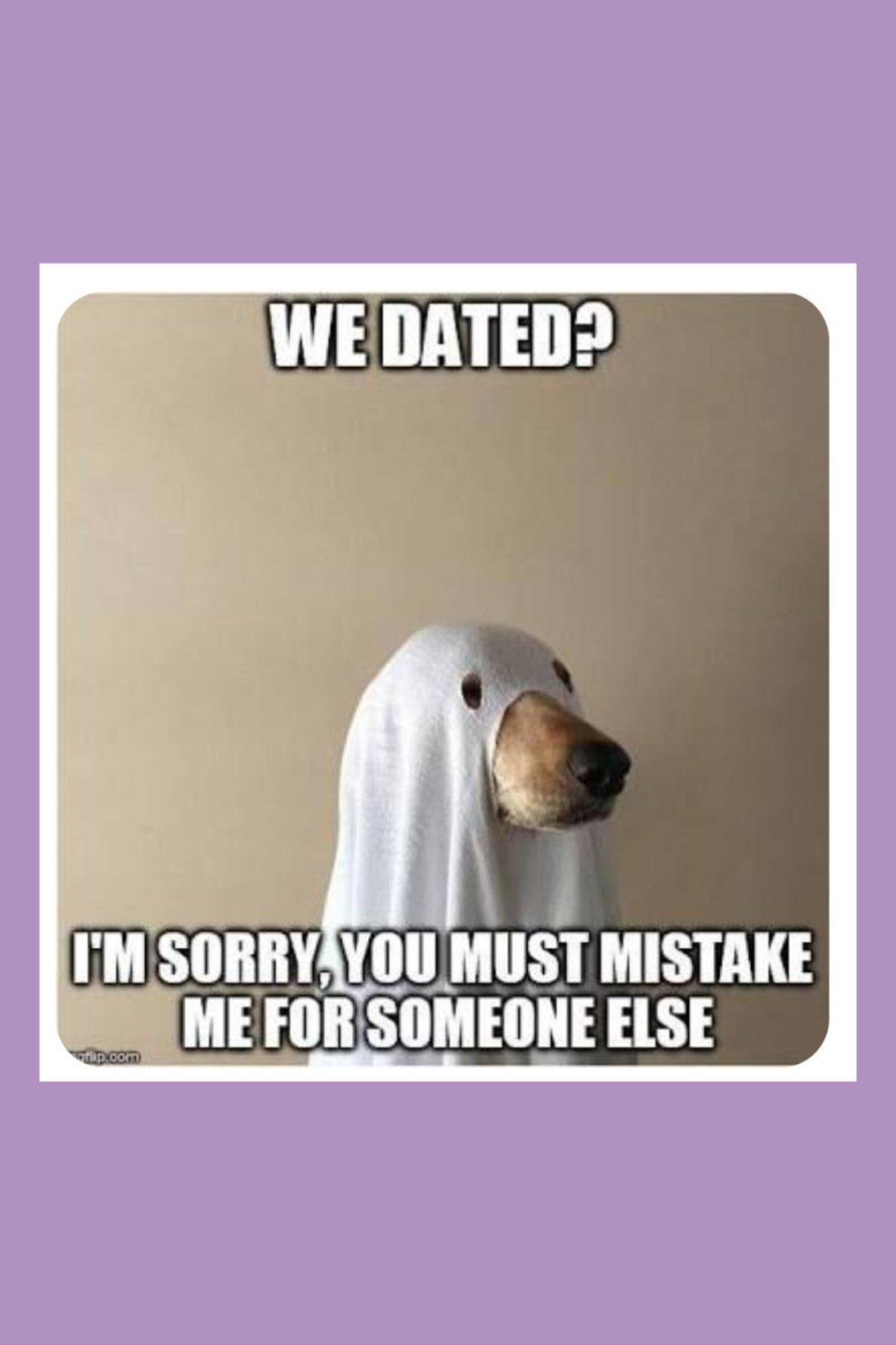 Funny Ghosting Sayings