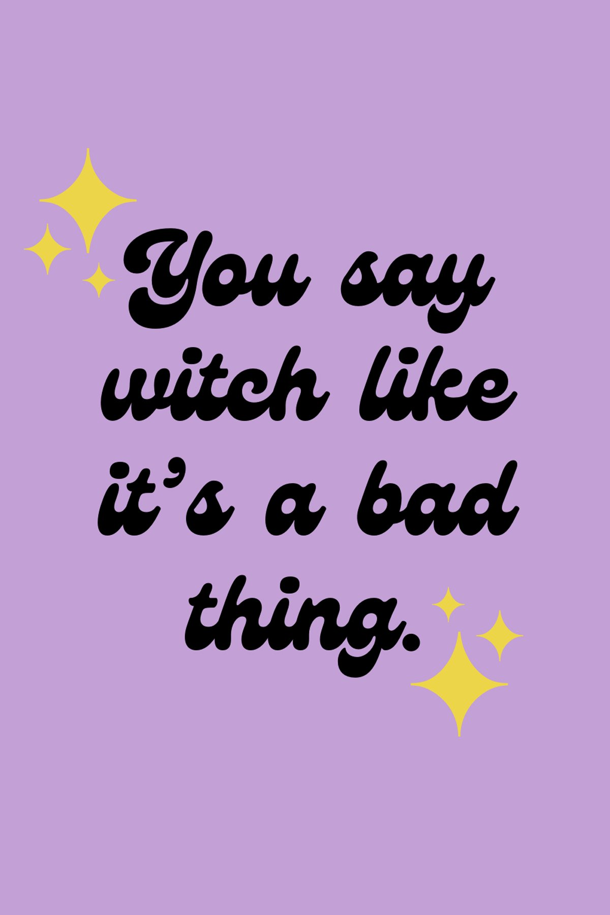 Funny Witch Quotes