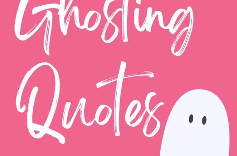 Ghosting Quotes
