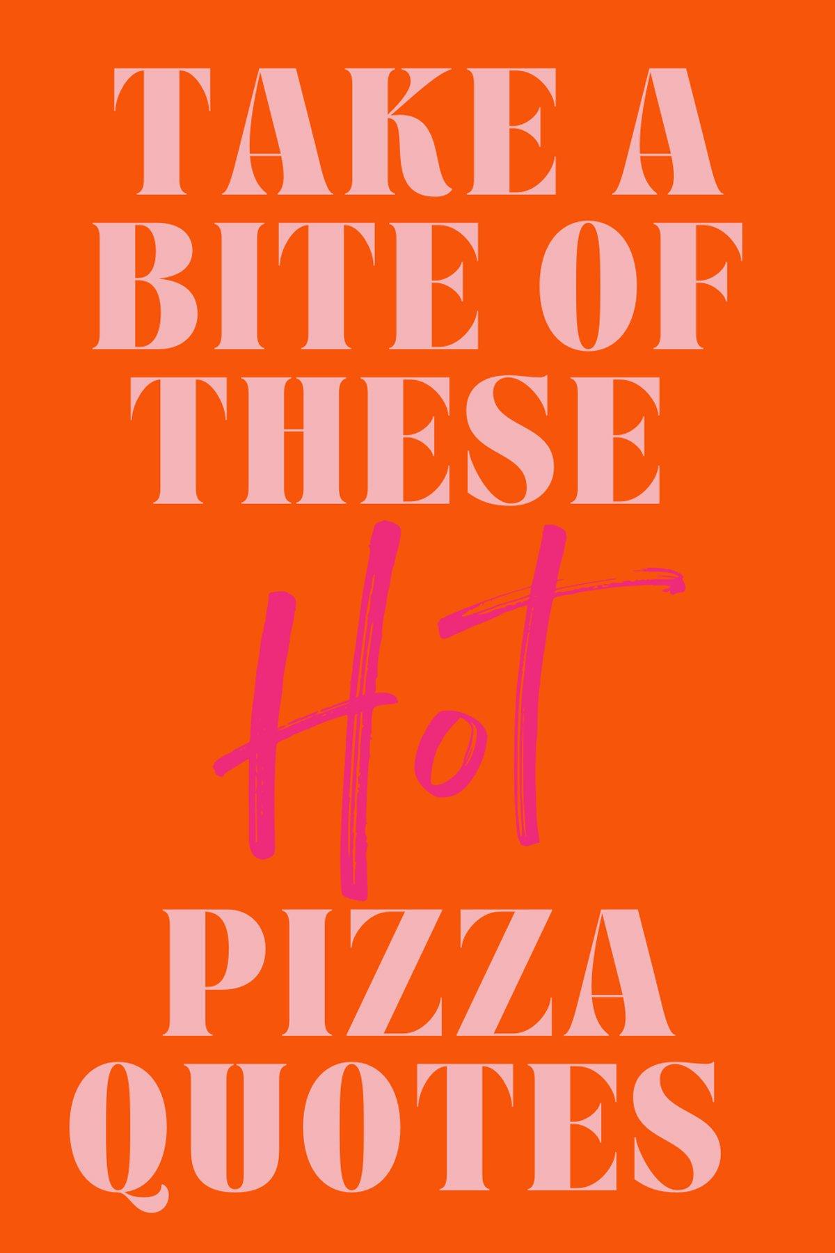 Pizza Phrases
